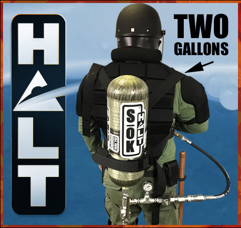 SOK HALT Alternative Defense